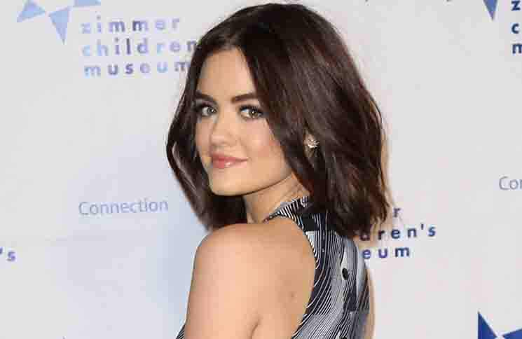 Lucy Hale - 15th Annual Zimmer Children's Museum Discovery Award Dinner