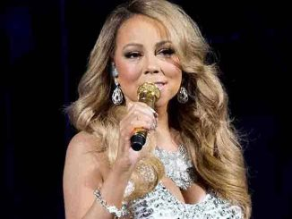 """2nd Annual Mariah Carey """"All I Want for Christmas is You"""" Concert at the Beacon Theatre in Manhattan - December 17, 2015"""