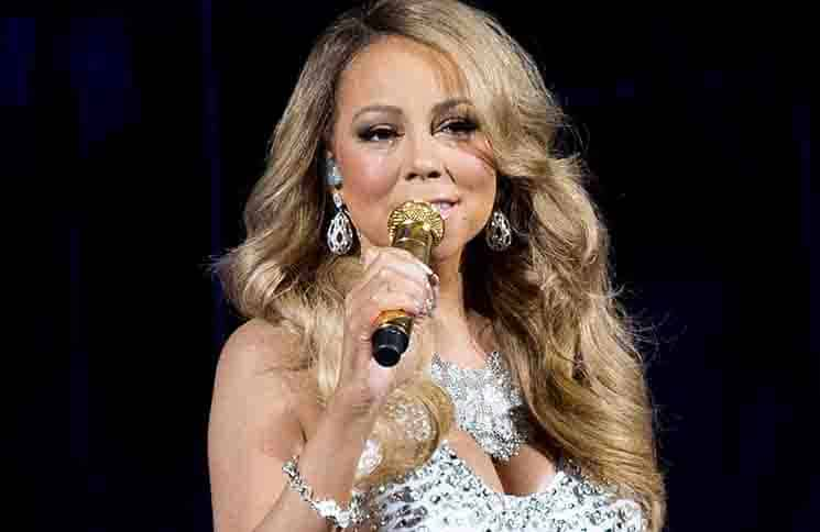 "2nd Annual Mariah Carey ""All I Want for Christmas is You"" Concert at the Beacon Theatre in Manhattan - December 17, 2015"