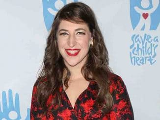 Mayim Bialik - 2nd Annual Save a Child's Heart Gala