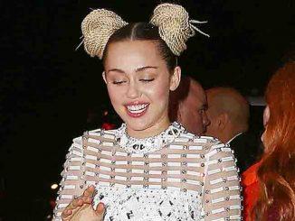"Miley Cyrus - ""A Very Murray Christmas"" New York Premiere"