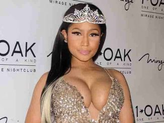 Nicki Minaj Hosts Fun-Oak Themed Haunted Funhouse Halloween Party at 1Oak Nightclub in Las Vegas