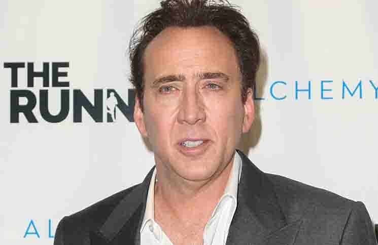 "Nicolas Cage - ""The Runner"" Los Angeles Screening"