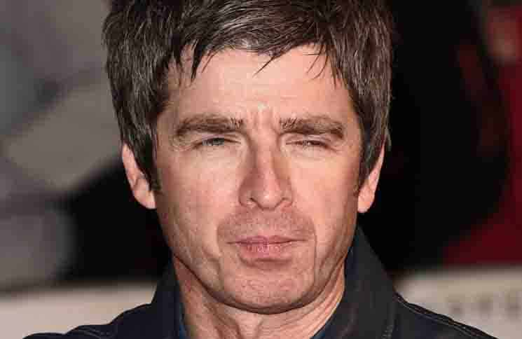 "Noel Gallagher - ""Burnt"" European VIP Premiere"