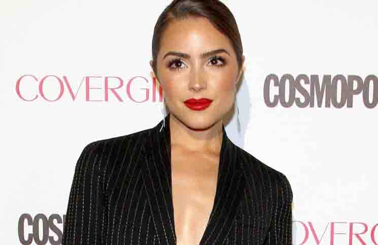 Olivia Culpo - Cosmopolitan's 50th Birthday Celebration