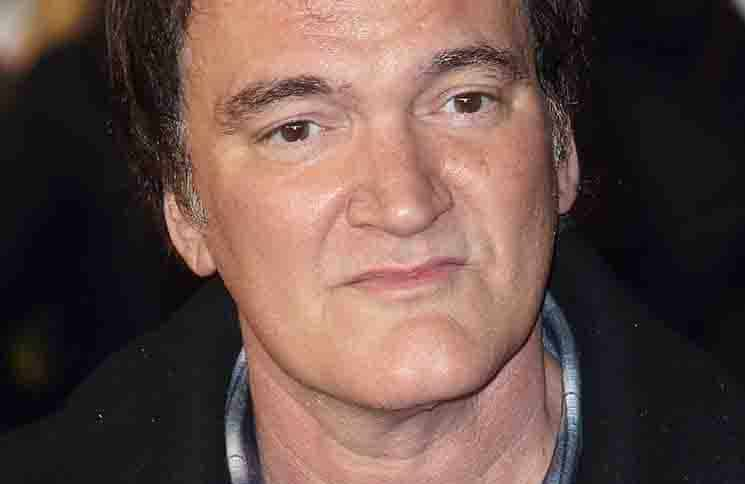 "Quentin Tarantino - ""The Hateful Eight"" European Premiere"
