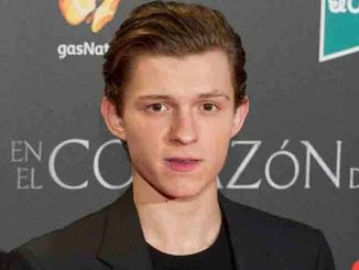 "Tom Holland - ""In the Heart of the Sea"" (""En el Corazon del Mar"") Madrid Premiere"
