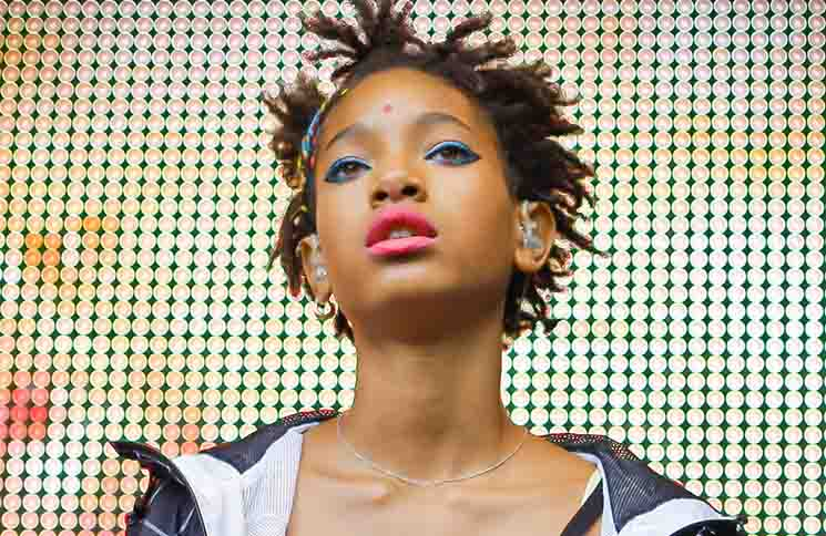 Willow Smith - New Look Wireless Festival 2015 - Day 4
