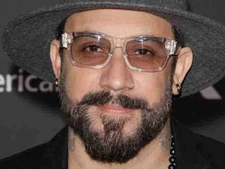 """A. J. McLean - """"The Finest Hours"""" World Premiere"""