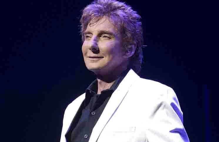 Barry Manilow - Manilow on Broadway Opening Night
