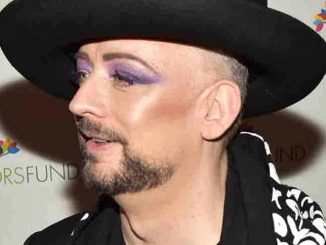"Boy George - 5th Annual ""Cyndi Lauper & Friends: Home for the Holidays"" Benefit Concert"