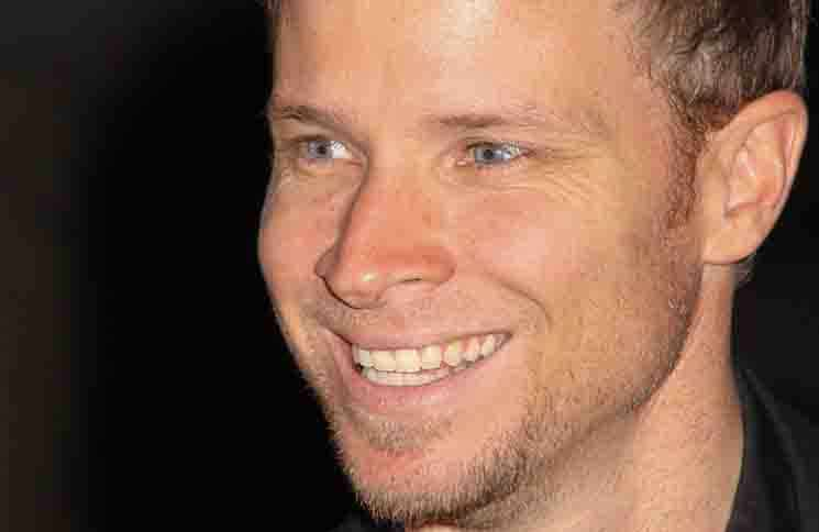 Brian Littrell - 2nd Annual Hilarity for Charity Benefiting the Alzheimer's Association
