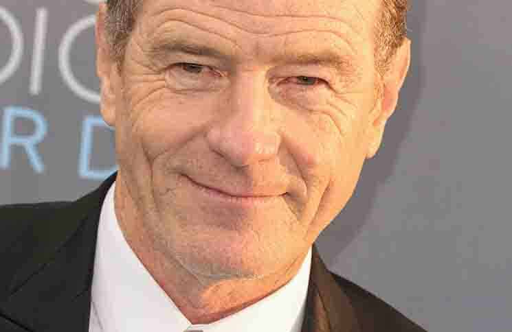 Bryan Cranston - The 21st Annual Critics' Choice Awards