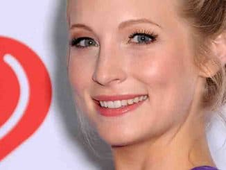 Candice Accola - iHeartRadio Music Festival Las Vegas 2013 - Day 2