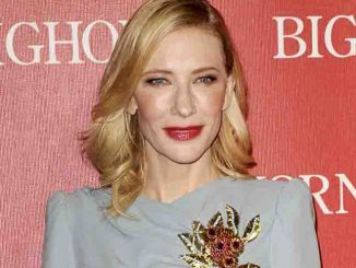 Cate Blanchett - 27th Annual Palm Springs International Film Festival Awards Gala