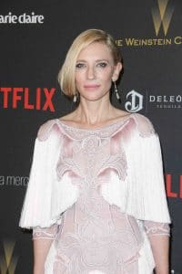 Cate Blanchett - 2016 Weinstein Company and Netflix Golden Globes After Party