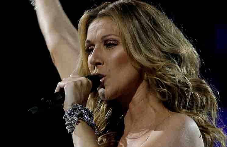 "Celine Dion in concert during her ""Taking Chances"" tour at American Airlines Arena, Miami, Florida January 23, 2009 - USA"