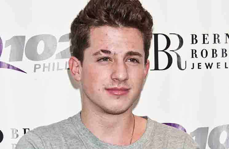 Charlie Puth in Concert at Q102's Performance Theatre in Bala Cynwyd - January 27, 2016