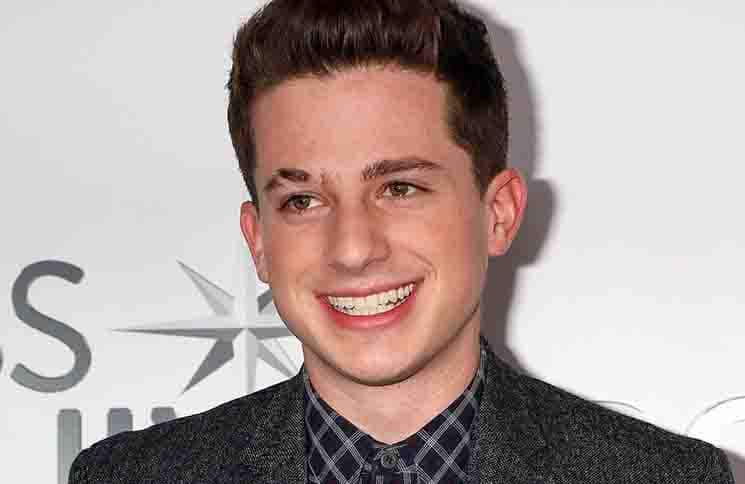 Charlie Puth - 64th Annual Miss Universe Pageant - Arrivals