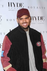"""Chris Brown Listening Party for """"Royalty"""""""