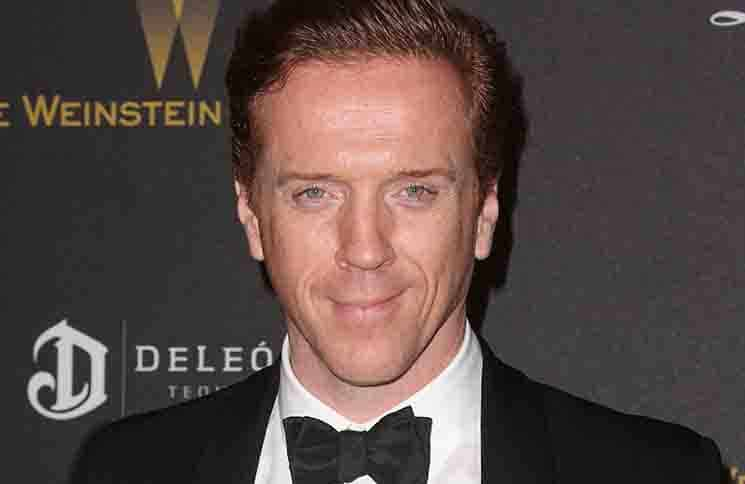 Damian Lewis - 2016 Weinstein Company and Netflix Golden Globes After Party