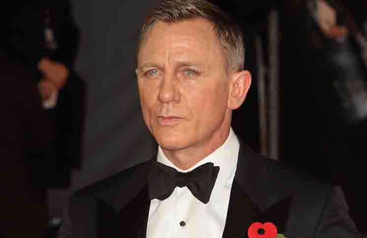 "Daniel Craig - CTBF Royal Film Performance: ""Spectre"" VIP World Premiere - Arrivals"
