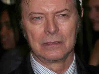 David Bowie - The Color Purple Broadway Opening Night