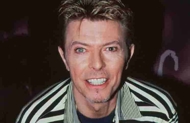 "David Bowie ""Outside"" UK Album Launch Event - November 14, 1995"