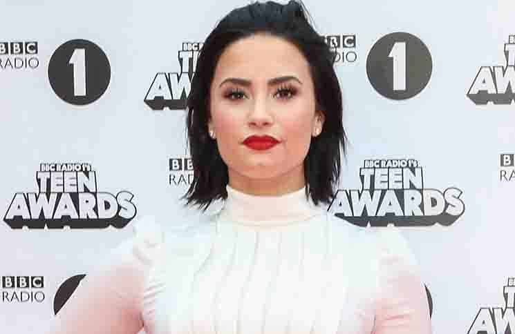 Demi Lovato - 2015 BBC Radio 1's Teen Awards