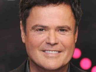 "Donny Osmond ""The Soundtrack of My Life"" Album Signing at HMV Oxford Street in London on November 12, 2014"