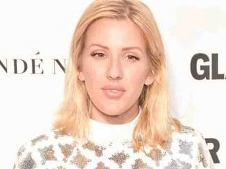 Ellie Goulding - Glamour's 25th Anniversary Women Of The Year Awards - Arrivals
