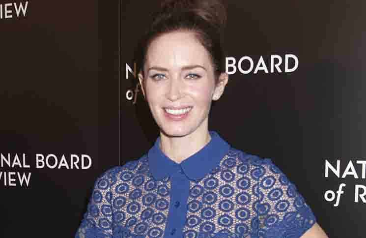 Emily Blunt - 2015 National Board of Review Gala