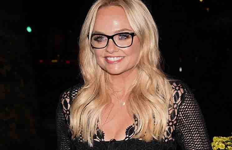 Emma Bunton - Specsavers Spectacle Wearer of the Year Awards 2015