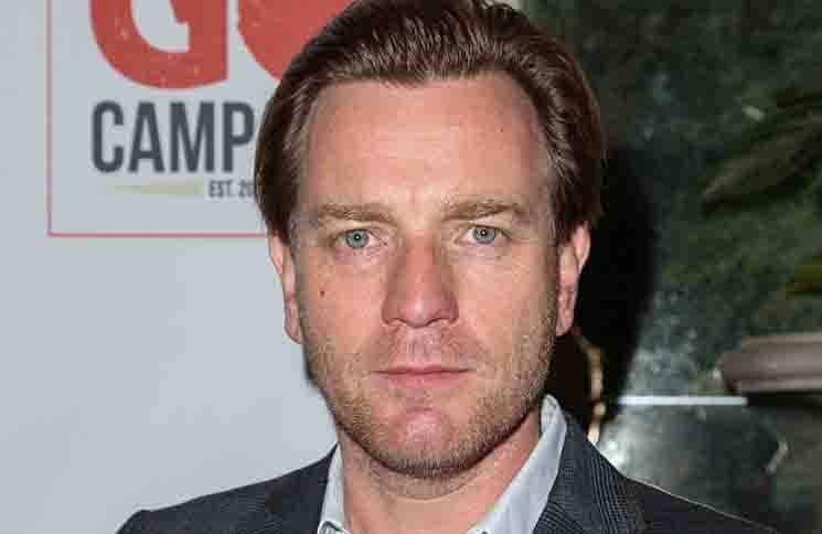 Ewan McGregor - 8th Annual GO Campaign Gala