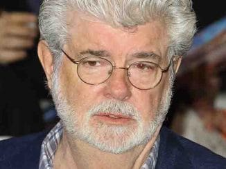 "George Lucas - ""Star Wars: The Force Awakens"" European Premiere"