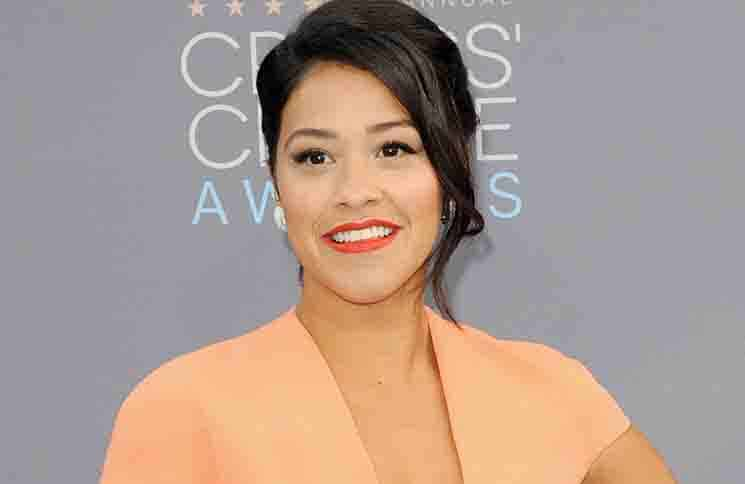 Gina Rodriguez - The 21st Annual Critics' Choice Awards