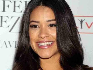 """Gina Rodriguez - """"Jennifer Lopez: All I Have"""" Headlining Residency Pre-Show at Planet Hollywood Las Vegas"""