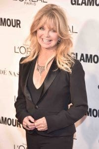 Goldie Hawn - Glamour's 25th Anniversary Women Of The Year Awards