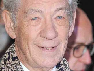 "Ian McKellen - ""The Hobbit: The Battle of the Five Armies"" World Premiere"