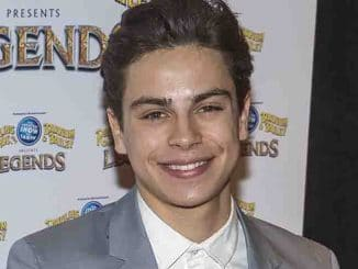 Jake T. Austin - Ringling Bros. and Barnum & Bailey Present Legends! In New York City