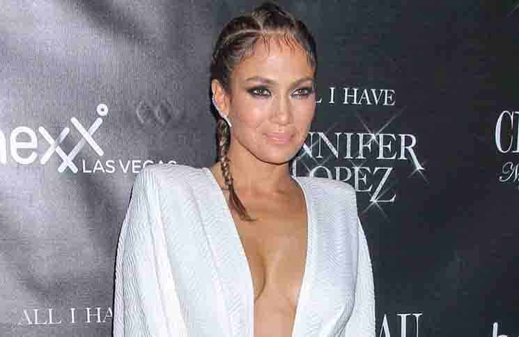 Jennifer Lopez Hosts Chateau Nightclub Residency Launch Party in Las Vegas on September 19, 2015