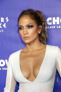 """Jennifer Lopez: All I Have"" Headlining Residency Show Afterparty at Mr Chow Caesars Palace Las Vegas - Arrivals"