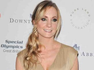 "Joanne Froggatt - ""Downton Abbey"" Gala Dinner Benfiting Special Olympics Great Britain"