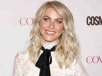 Julianne Hough - Cosmopolitan's 50th Birthday Celebration