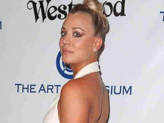 Kaley Cuoco - Art Of Elysium's 9th Annual Heaven Gala - Arrivals