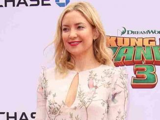 "Kate Hudson - ""Kung Fu Panda 3"" World Premiere"