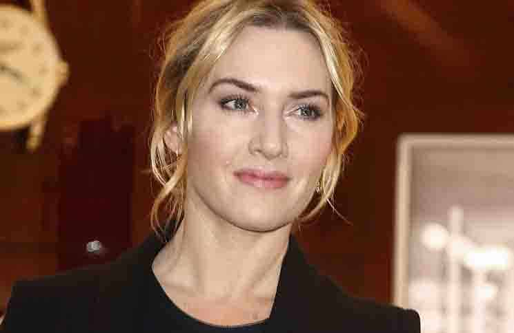 Kate Winslet Attends Longines Boutique Opening in London