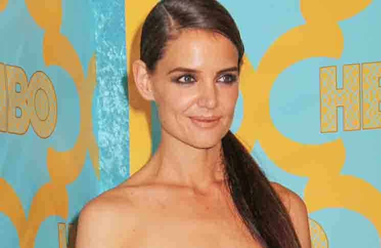 Katie Holmes - 72nd Annual Golden Globe Awards