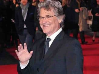 "Kurt Russell - ""The Hateful Eight"" European Premiere"