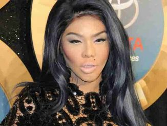 Lil Kim - 2014 Soul Train Music Awards